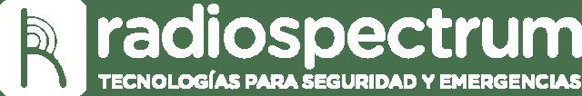 Logo Radiospectrum blanco