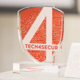 Premio ganado en congreso Tech4Secur 2019
